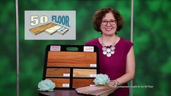 50 Floor TV Spot, 'Spring is Right Around the Corner' - Thumbnail 1