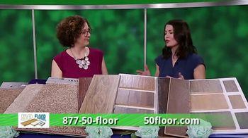 50 Floor TV Spot, 'Spring is Right Around the Corner' - Thumbnail 4