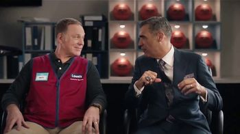 Lowe's TV Spot, 'Do It Wright Playbook: Lawn Care' Featuring Jay Wright