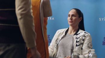 Symetra TV Spot, 'Jibber Jabber: Meeting Your Hero' Featuring Sue Bird - 296 commercial airings