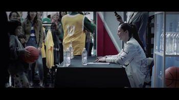 Symetra TV Spot, 'Jibber Jabber: Meeting Your Hero' Featuring Sue Bird - Thumbnail 1