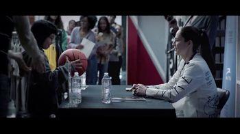 Symetra TV Spot, 'Jibber Jabber: Meeting Your Hero' Featuring Sue Bird - Thumbnail 4