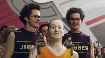 Symetra TV Spot, 'Jibber Jabber: Meeting Your Hero' Featuring Sue Bird - Thumbnail 9