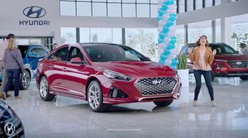 Hyundai Spring Fever Sales Event TV Spot, 'Yes!' [T2] - 1117 commercial airings