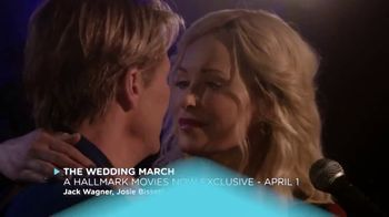 Hallmark Movies Now TV Spot, 'New Movies in April' - Thumbnail 3