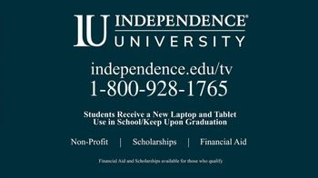 Independence University TV Spot, 'The Dreamers' - Thumbnail 10