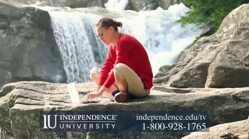 Independence University TV Spot, 'The Dreamers' - Thumbnail 4