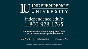 Independence University TV Spot, 'The Dreamers' - Thumbnail 5