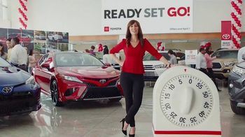 Toyota Ready Set Go! TV Spot, 'A Little More Time' [T2]