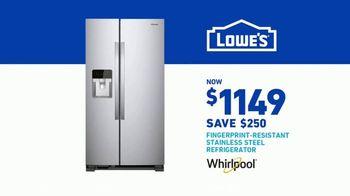 Lowe's TV Spot, 'Happy Hunting: Refrigerator' - Thumbnail 10