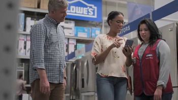 Lowe's TV Spot, 'Happy Hunting: Refrigerator' - Thumbnail 4