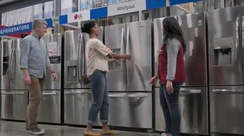 Lowe's TV Spot, 'Happy Hunting: Refrigerator' - Thumbnail 5