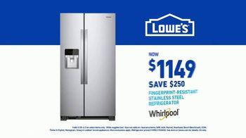 Lowe's TV Spot, 'Happy Hunting: Refrigerator' - Thumbnail 9