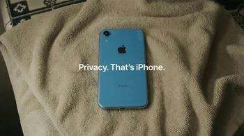 Apple iPhone TV Spot, 'Privacy: The Answer' Song by Bo Diddley - Thumbnail 9