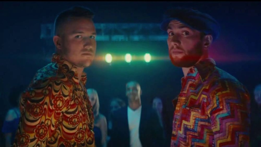 BODYARMOR TV Commercial, 'Disco Battle' Featuring Andrew Luck, Mike Trout