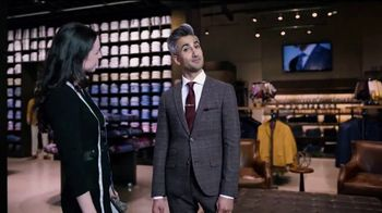 Men's Wearhouse TV Spot, 'Décadas ayudando' con Tan France, Jesse Palmer [Spanish]