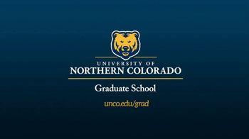 University of Northern Colorado Graduate School TV Spot, 'Push the Boundaries' - Thumbnail 9