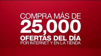 Macy's La Venta de Un Día TV Spot, 'Trajes, relojes y mezcladoras' [Spanish]