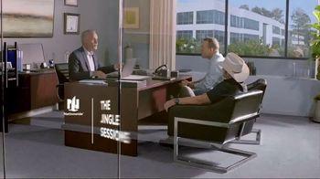 Nationwide Insurance Annuity TV Spot, 'Jingle Sessions: Lyrics' Feat. Peyton Manning, Brad Paisley - Thumbnail 1