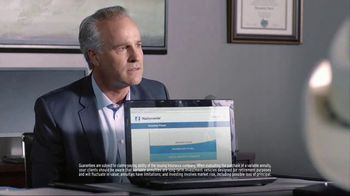 Nationwide Insurance Annuity TV Spot, 'Jingle Sessions: Lyrics' Feat. Peyton Manning, Brad Paisley - Thumbnail 5