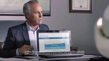 Nationwide Insurance Annuity TV Spot, 'Jingle Sessions: Lyrics' Feat. Peyton Manning, Brad Paisley - Thumbnail 7