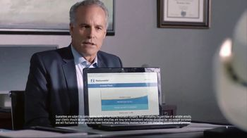 Nationwide Insurance Annuity TV Spot, 'Jingle Sessions: Lyrics' Feat. Peyton Manning, Brad Paisley - Thumbnail 8
