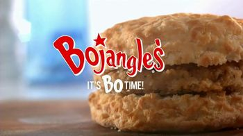 Bojangles' Steak Biscuit TV Spot, 'Two for $4'