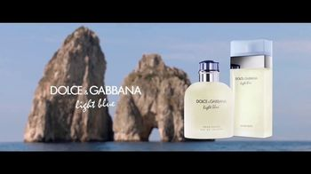 Dolce & Gabbana Light Blue TV Spot, 'The New Chapter' - Thumbnail 7