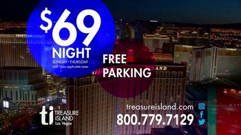 Treasure Island Hotel & Casino TV Spot, 'Special TV Rate: $69' - Thumbnail 10