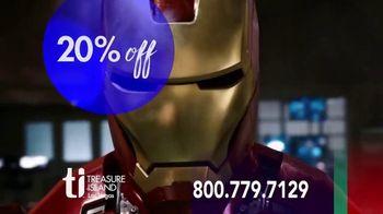 Treasure Island Hotel & Casino TV Spot, 'Special TV Rate: $69' - Thumbnail 7