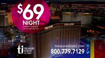 Treasure Island Hotel & Casino TV Spot, 'Special TV Rate: $69' - Thumbnail 9
