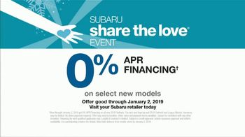 Subaru Share the Love Event TV Spot, 'Becoming a Hero' [T1] - Thumbnail 10