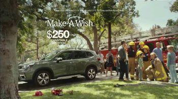 Subaru Share the Love Event TV Spot, 'Becoming a Hero' [T1] - Thumbnail 8