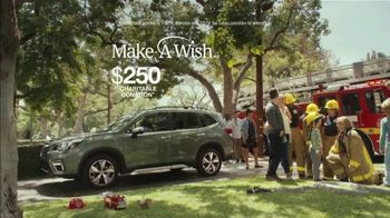 Subaru Share the Love Event TV Spot, 'Becoming a Hero' [T1] - Thumbnail 9