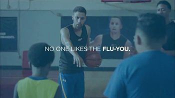 Kaiser Permanente TV Spot, 'Flu-You' Featuring Stephen Curry - Thumbnail 10