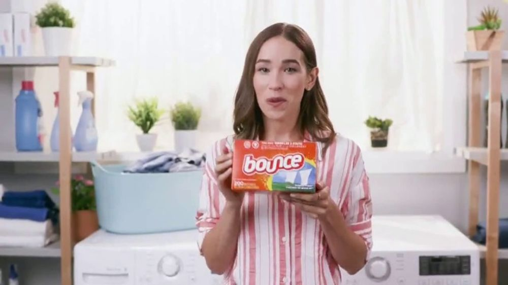 Bounce Tv Commercial Laundry Hack Iron Less Ispot Tv