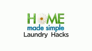 Bounce TV Spot, 'Laundry Hack: Iron Less' - Thumbnail 1