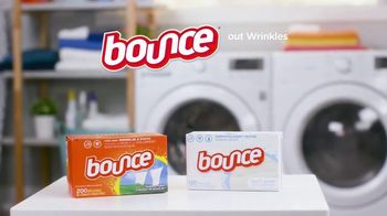 Bounce TV Spot, 'Laundry Hack: Iron Less' - Thumbnail 6
