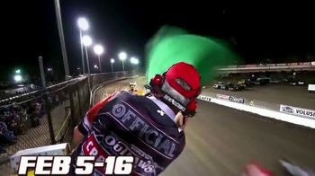 DIRTcar Nationals TV Spot, 'Florida in February: 12 Straight Nights'
