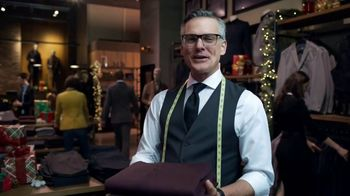 Men's Wearhouse Holiday Sale TV Spot, 'To the Guy Who Gives Year Round' - 1264 commercial airings