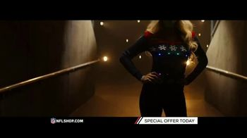 NFL Shop TV Spot, 'Holidays: Lighted Sweaters' - Thumbnail 1