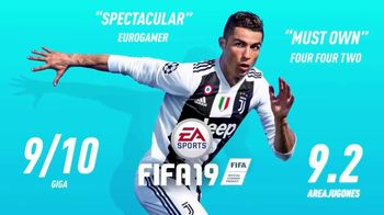 Madden NFL 19 and FIFA 19 Bundle TV Spot, 'Score More Football' - Thumbnail 4
