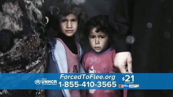 USA for UNHCR TV Spot, 'Fighting to Survive: Maria'