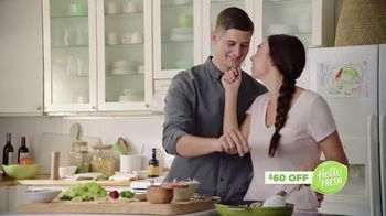 HelloFresh TV Spot, 'Colorful and Flavorful'
