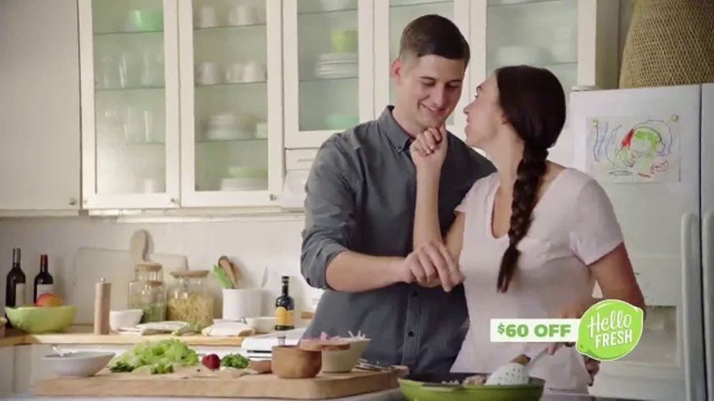 HelloFresh TV Commercial, 'Colorful and Flavorful'