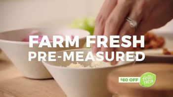 HelloFresh TV Spot, 'Colorful and Flavorful' - Thumbnail 3