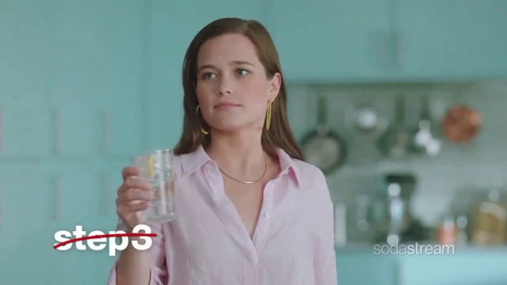 Sodastream Tv Commercial How To Quit Sugary Soda With A