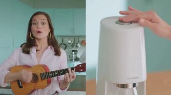 SodaStream TV Spot, 'How To Quit Sugary Soda With a Few Pfff & Psss: Great Gift' - Thumbnail 2