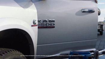 Ram Trucks Black Friday Sales Event TV Spot, 'Holidays: Gingerbuilders' Song by Gwen Stefani [T2] - Thumbnail 5