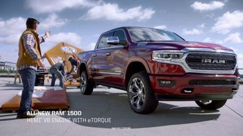Ram Trucks Black Friday Sales Event TV Spot, '2018 Holidays: Gingerbuilders' Song by Gwen Stefani [T2]